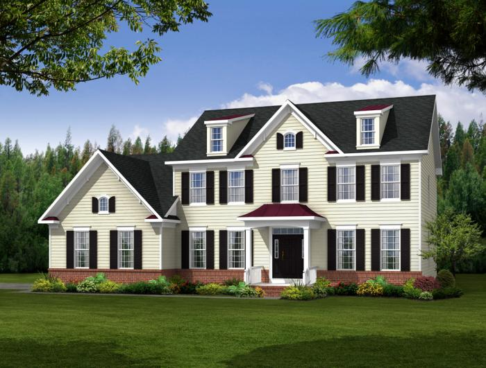 Single Family for Sale at The Reserve At Brightwell Crossing-The Seneca 17919 Elgin Road Poolesville, 20837 United States