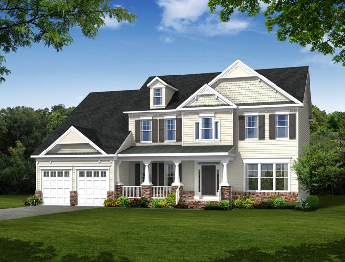 Single Family for Sale at The Reserve At Brightwell Crossing-The Ashton 17919 Elgin Road Poolesville, 20837 United States
