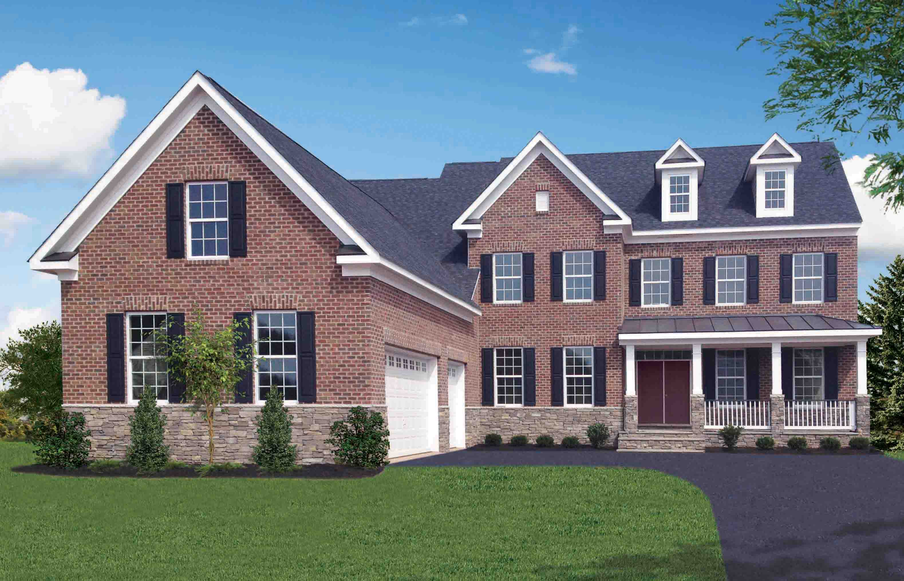 Single Family for Sale at The Reserve At Brightwell Crossing-The Potomac 17919 Elgin Road Poolesville, 20837 United States