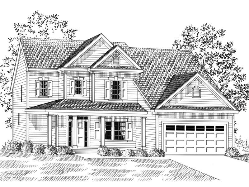 Single Family for Sale at Sajo Farm-The Avalon 1157 Front Street Virginia Beach, Virginia 23455 United States