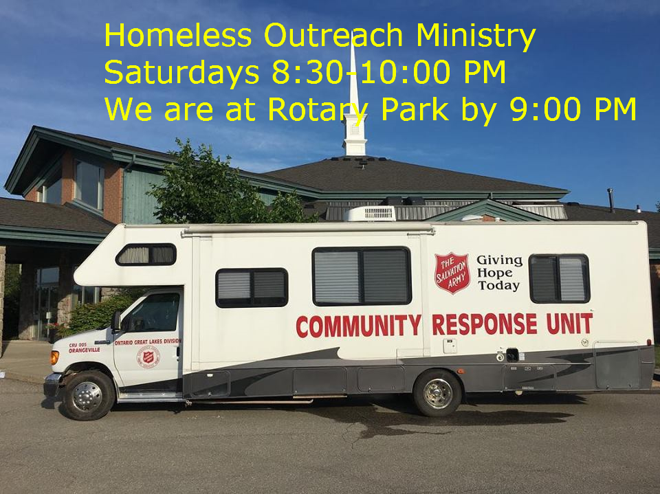 Homeless Outreach Ministry