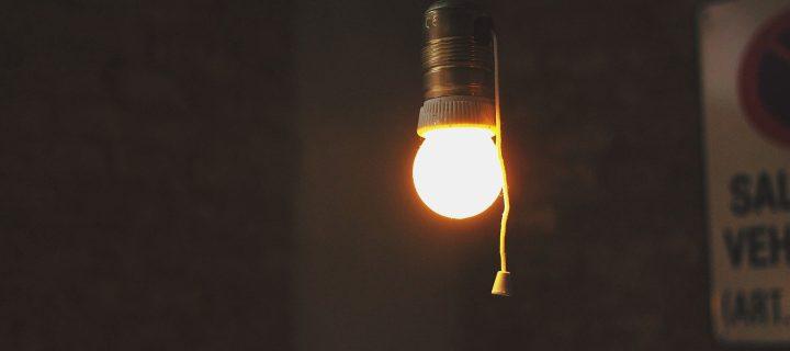 Nasceu Luz Sobre as Trevas