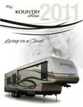 2011Kountry Aire 5th Wheel