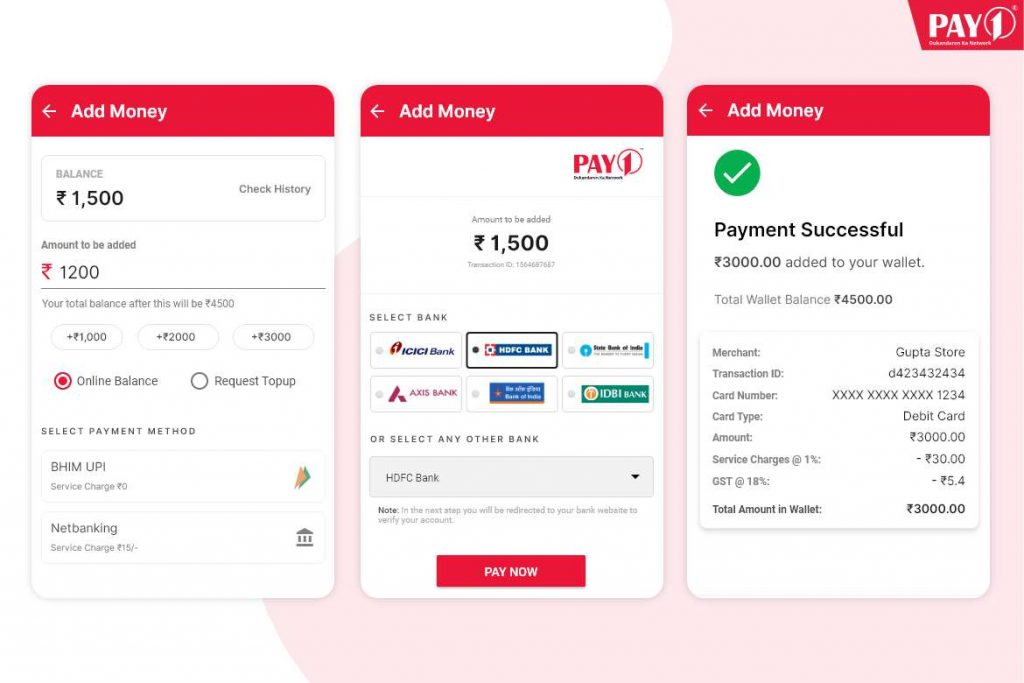Payment Gateway - Pay1