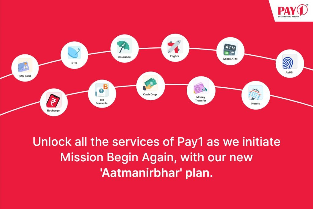 Pay1 Mission begin Again