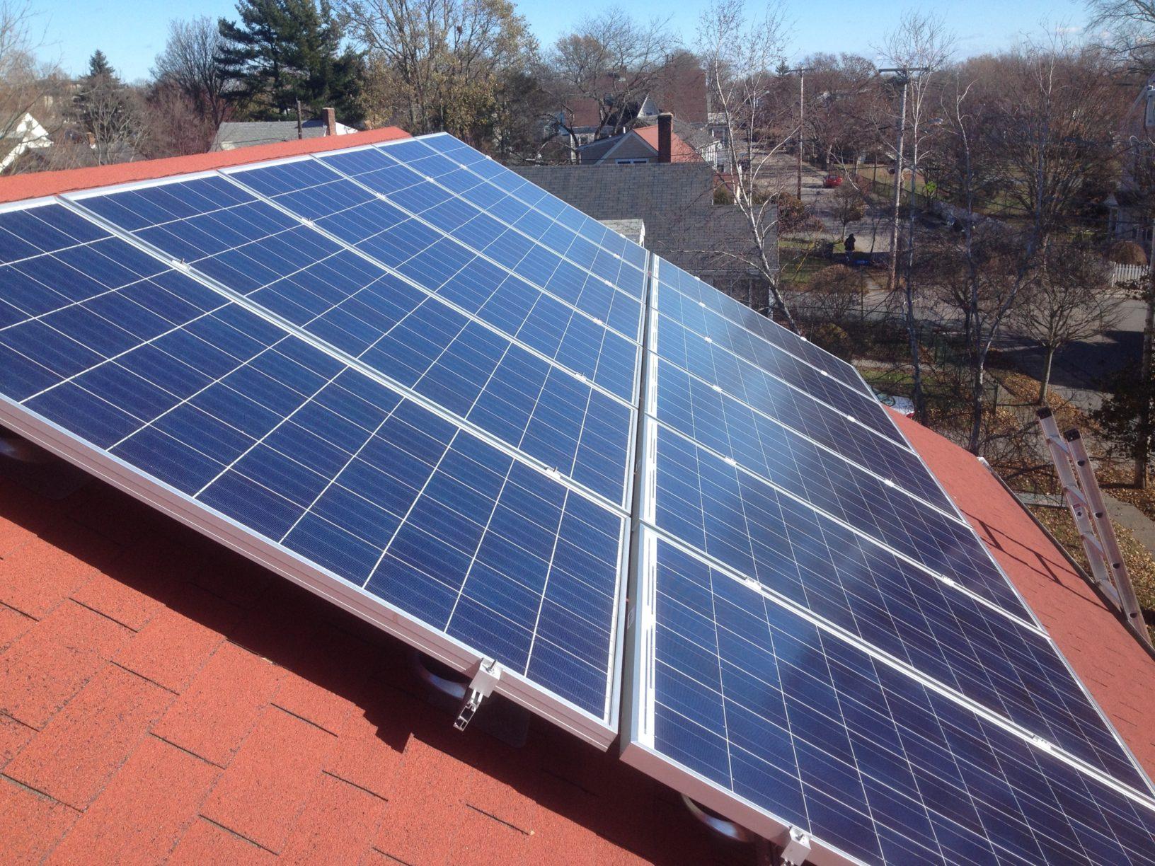 Newport Solar Sabetti Roof Mount System Newport Solar