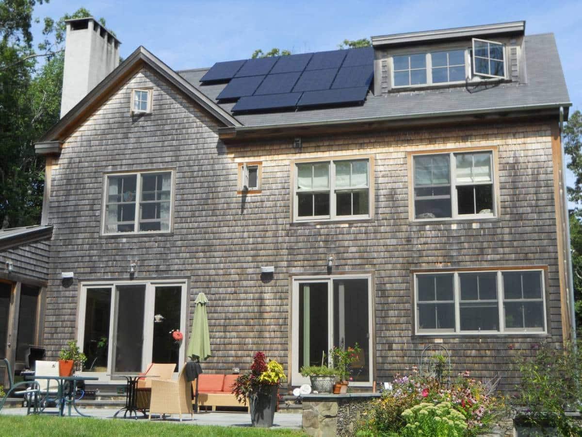 solar installation 2