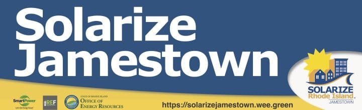 Solarize Jamestown Selects Newport Solar