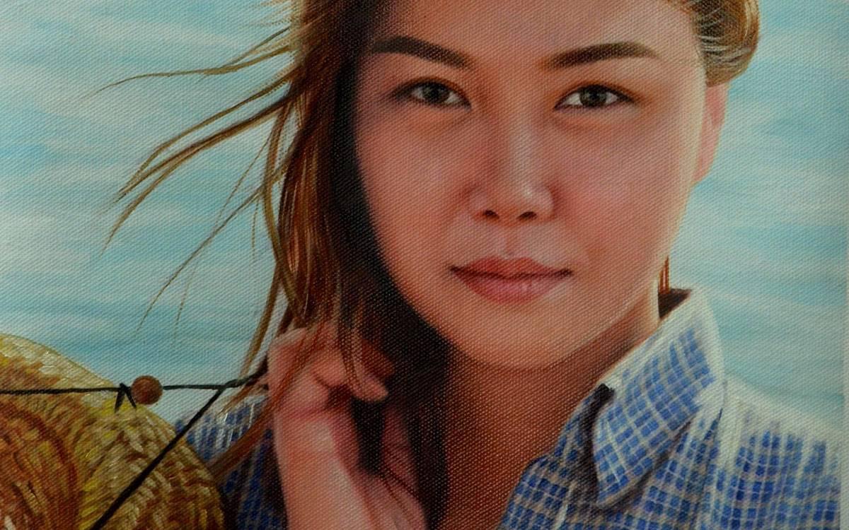 Portraitgemälde in Öl
