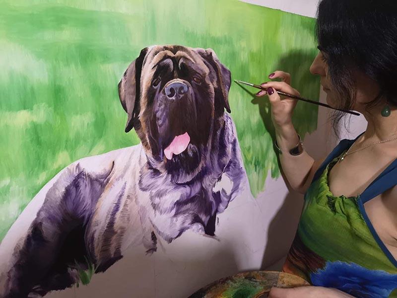 Retratos de Perros | Retratos Perros | Retratos de Gatos | Retratos ...