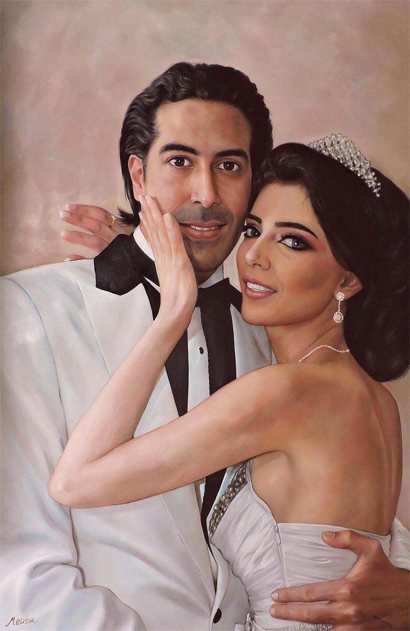 wedding painters