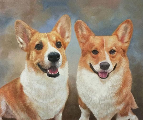 chiennes jumelles