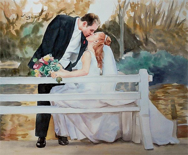 wedding painters