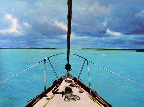 foto al dipinto online