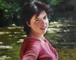 regalos originales para mujer, pintado a mano