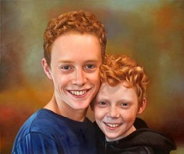 Custom Children Paintings