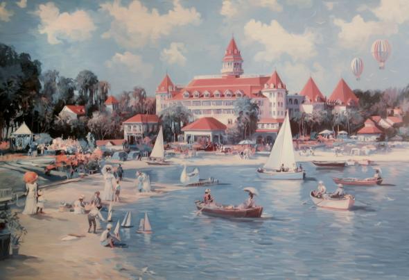 Old World Photo on Canvas Pop Art