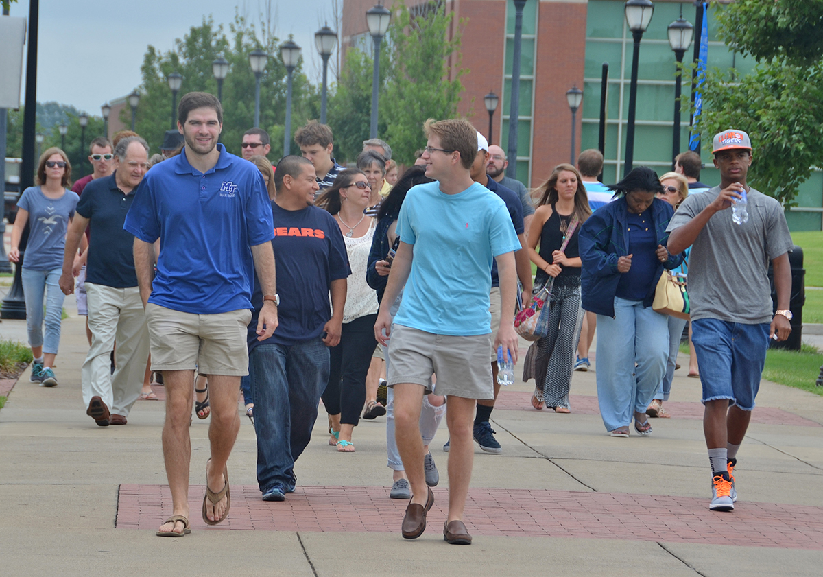 MTSU invites prospective students to tour campus ...