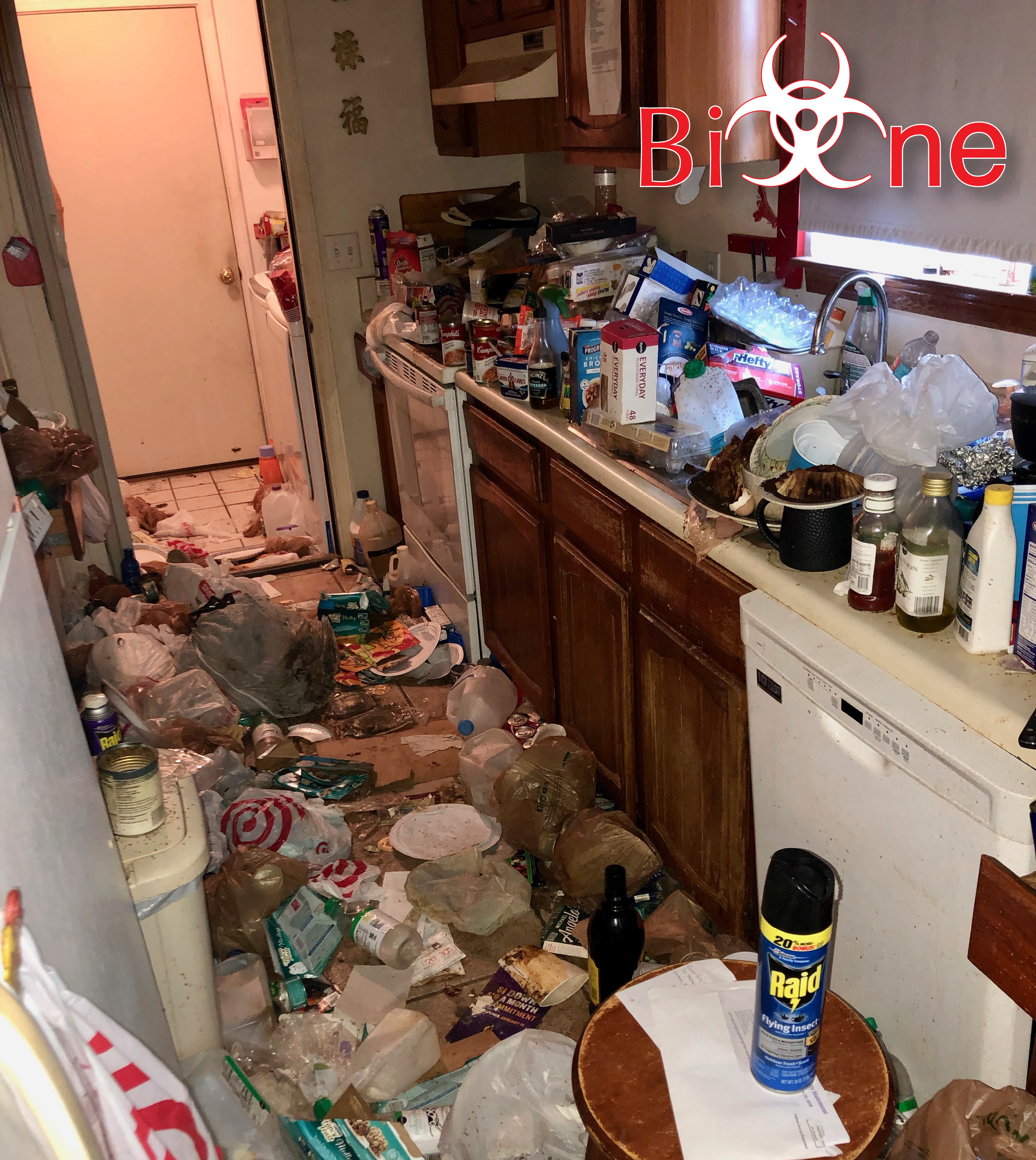 Properties impacted by hoarding pose several risk factors for the victims.