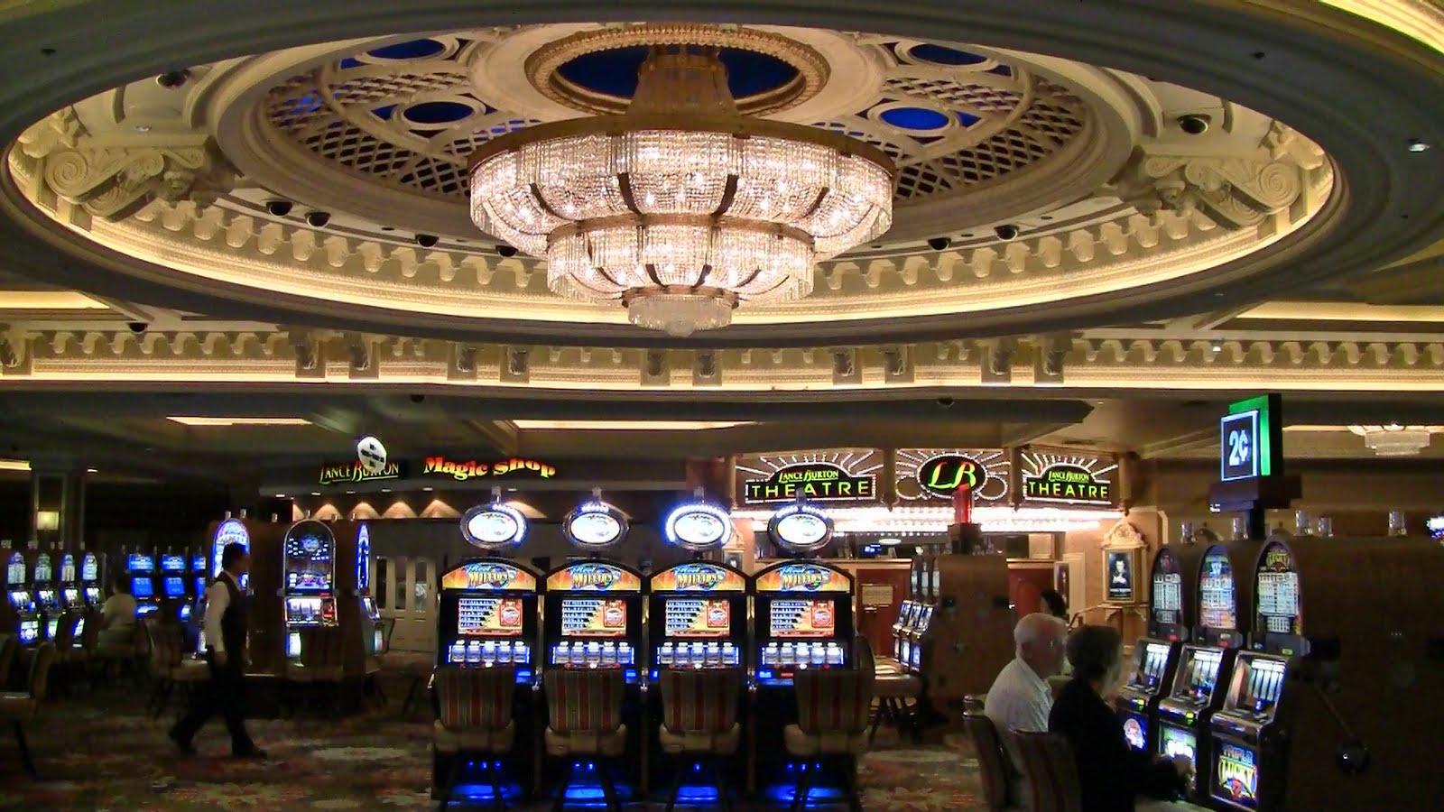 monaco hotel and casino las vegas