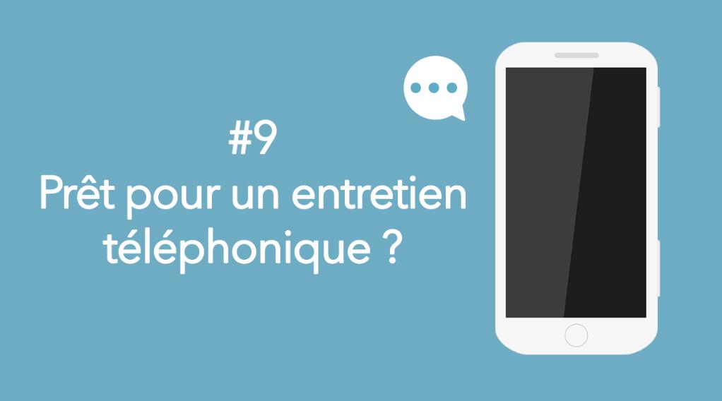 Eotips 9 pr t pour un entretien t l phonique - Entretien cabinet de recrutement questions ...