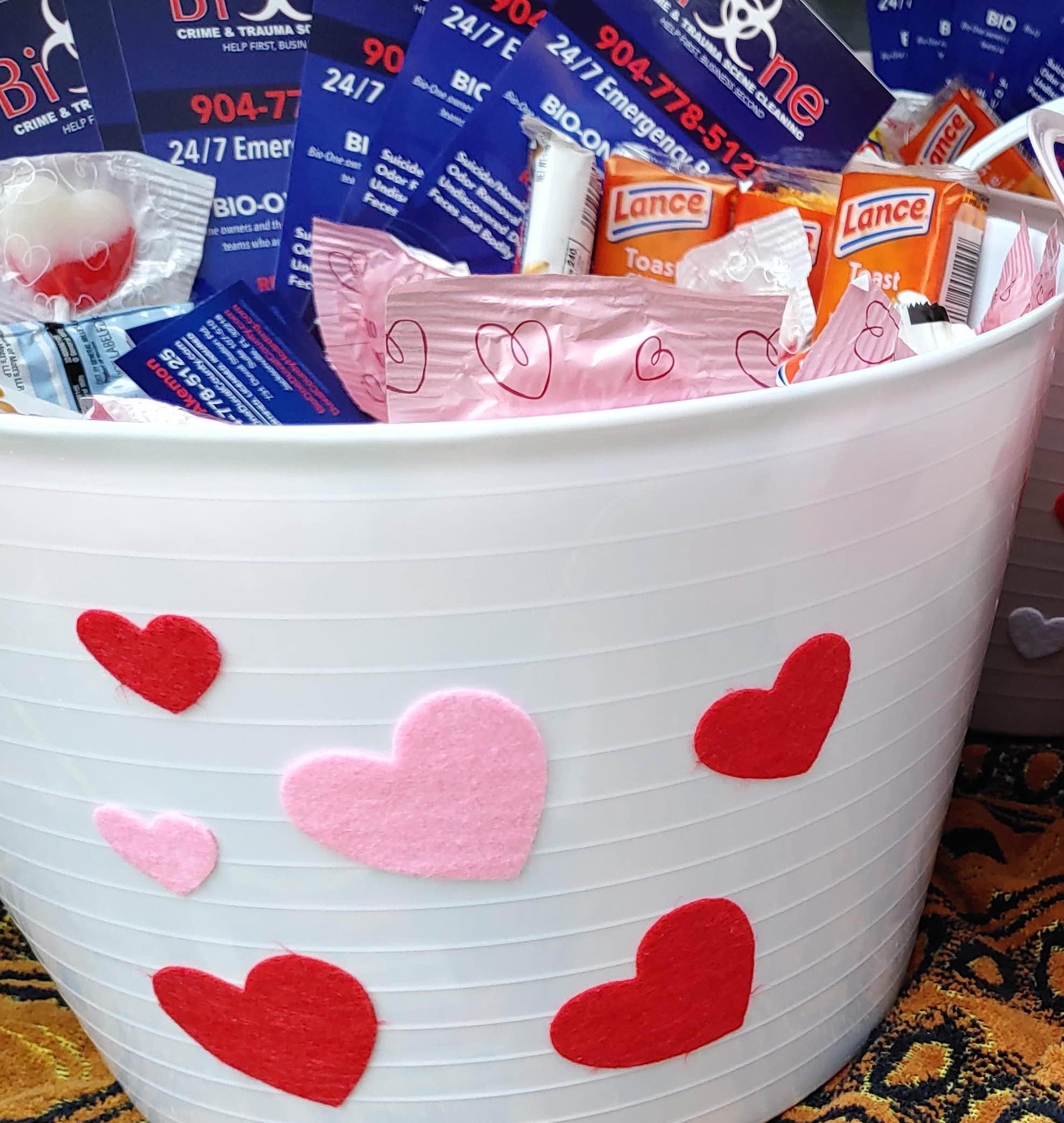Bio-One Valentine's Day Buckets