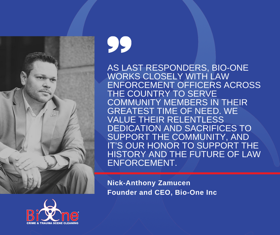 Nick-Anthony Zamucen Quote National Law Enforcement Officers Memorial Fund Partnership