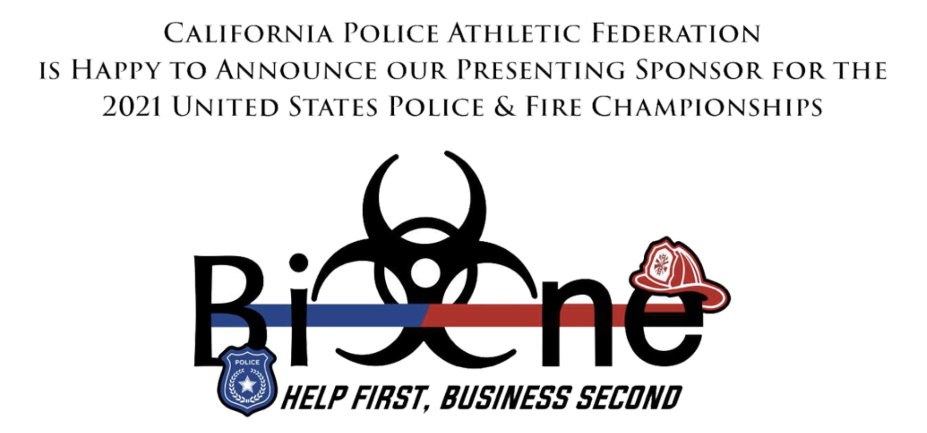 U.S. Police and Fire Championships Presenting Sponsor