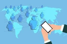 Active social profiles