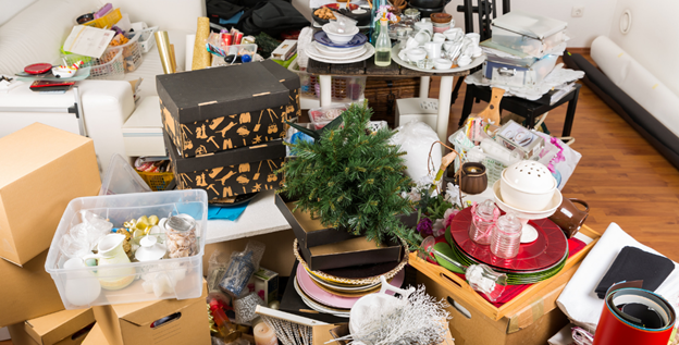 How much does hoarding clean-up cost?