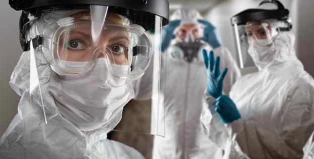 Covid-19 Vs Ebola Pandemic
