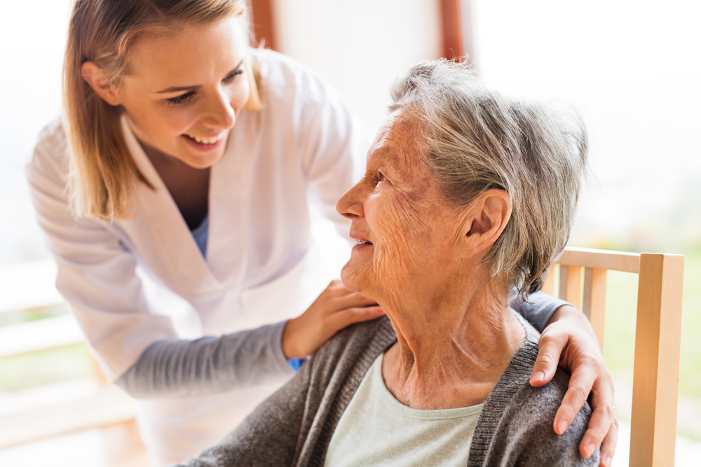 Hire a caregiver to provide the needed support.