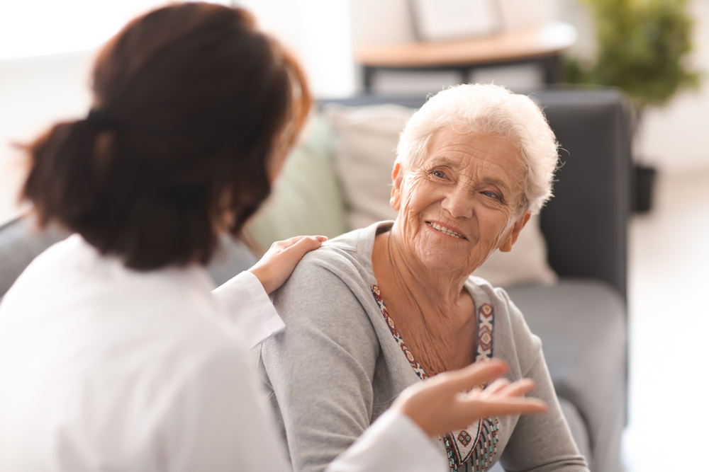 involve a senior in the decision making