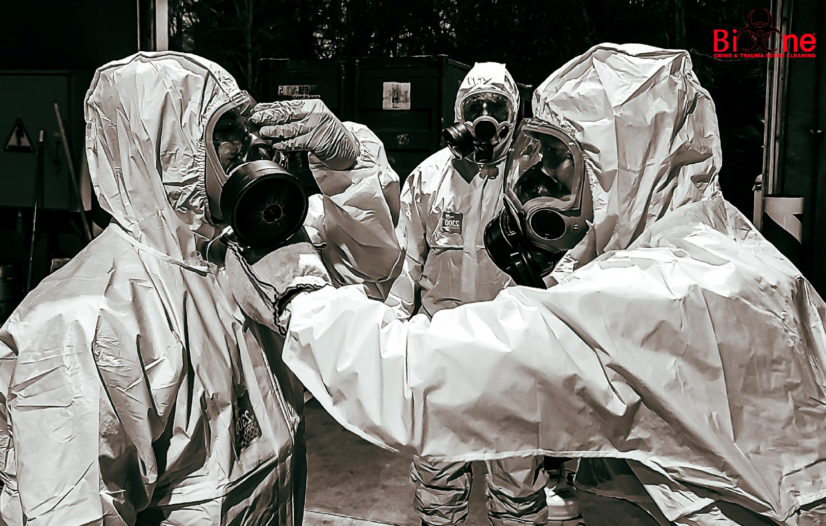 Bio-One certified technicians follow the must strict and rigoruous procedures to keep you safe!