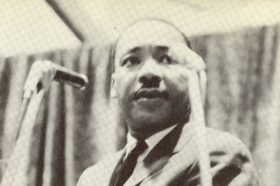 When Martin Luther King Jr. Was Here