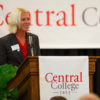 Eighmy to lead Central advancement team