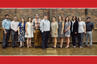 Central Adds 12 Faculty Members