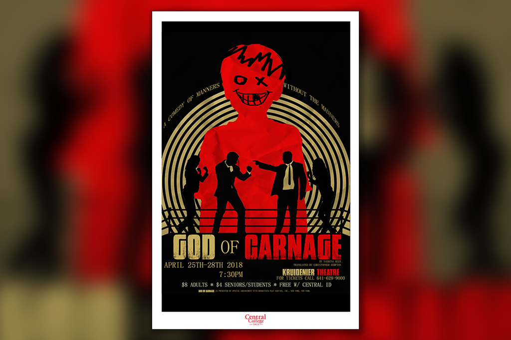 Theatre Central Presents God of Carnage