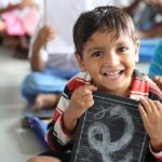 Amazing! Oracle Employees join hands with AROH Foundation to improve Education Facilities for Children in Slums