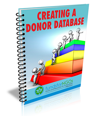 How to build your own Donor Database