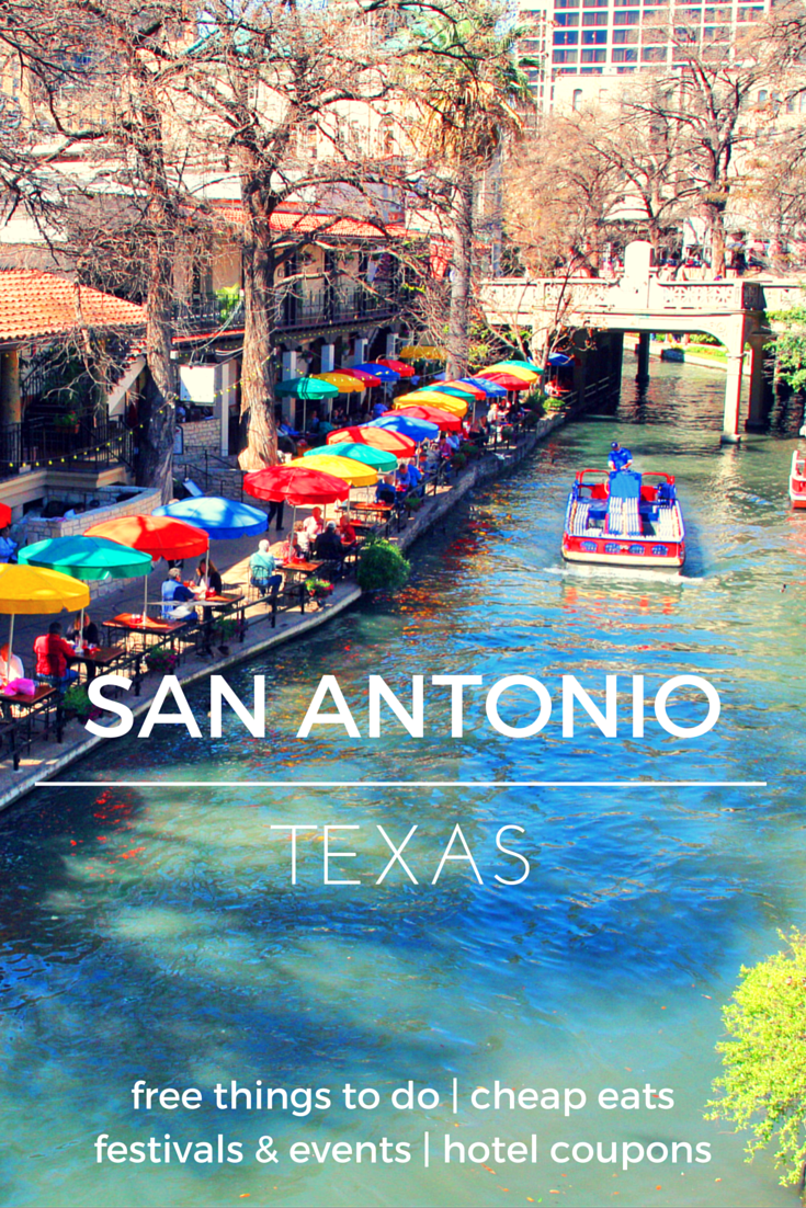 San Antonio Discount Vacations, Ticket, and Hotel Deals