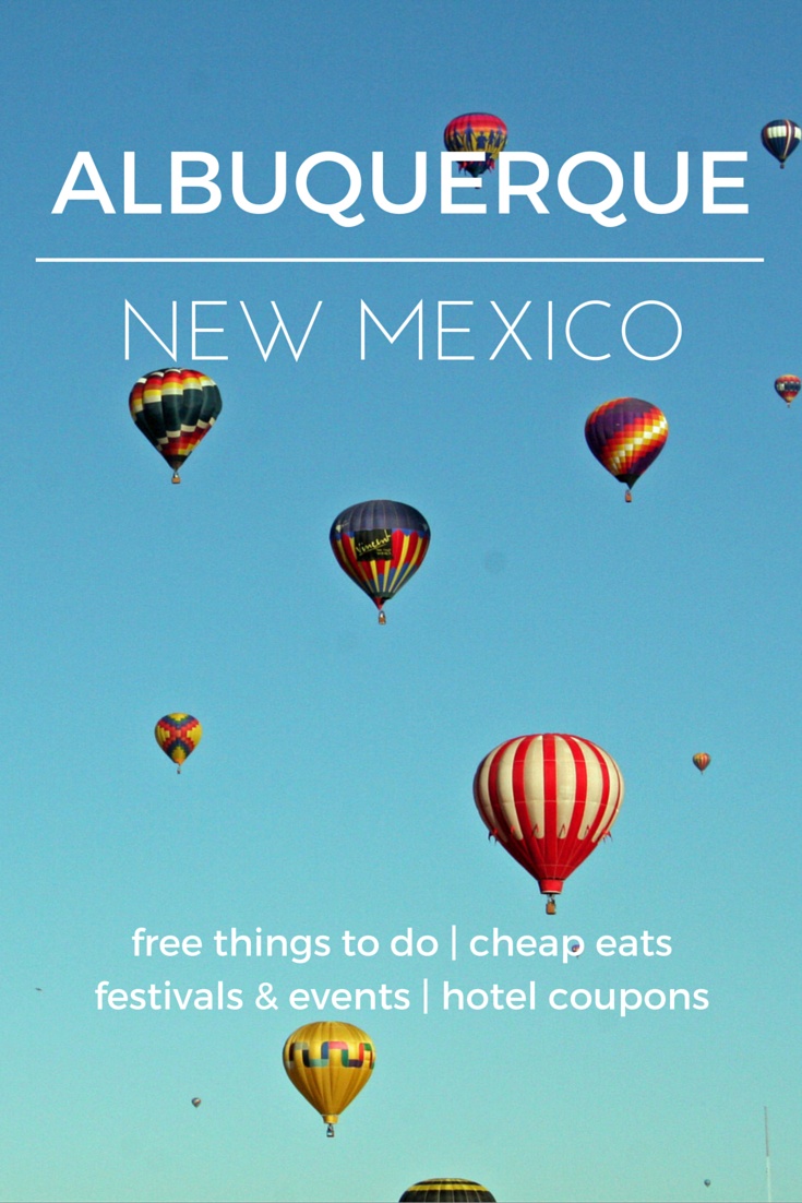 There's lots to see in Albuquerque - Check out the destination guide to Albuquerque and other major U.S. cities by HotelCoupons.com