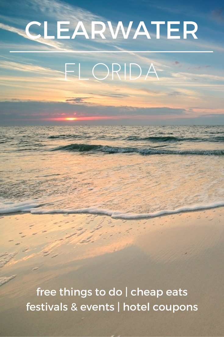 Discover this Florida Gulf Coast gem - Check out the destination guide to Clearwater and other major U.S. cities by HotelCoupons.com