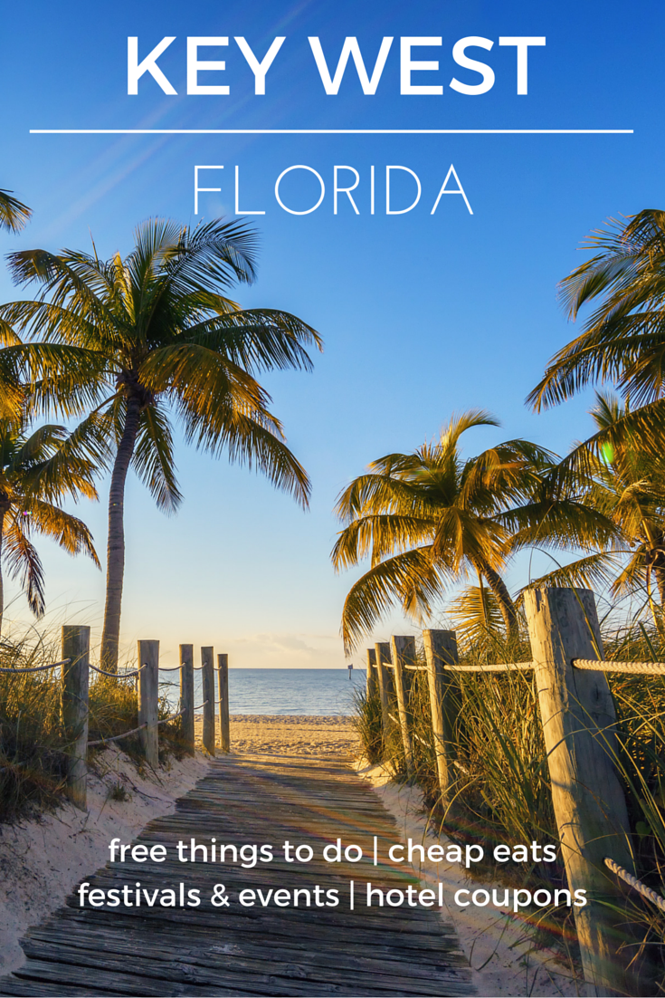 Have fun in the sun and sand and dance the night away - Check out the destination guide to Key West and other major U.S. cities by HotelCoupons.com