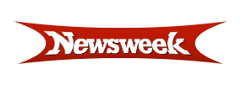 Newsweek logo shrinking