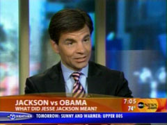 George Stephanopoulos, ABC News | NewsBusters.org