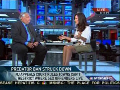 Contessa Brewer with Richard Pompelio, MSNBC News Live | NewsBusters.org