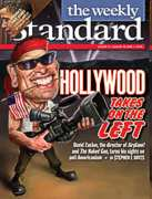 Conservatives in Hollywood emerge