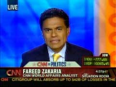 Fareed Zakaria, CNN World Affairs Analyst | NewsBusters.org