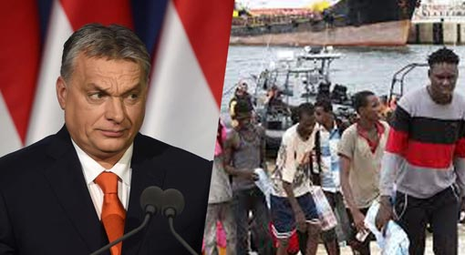 New European Commission needed to address the migration problem, says Hungarian PM Viktor Orban